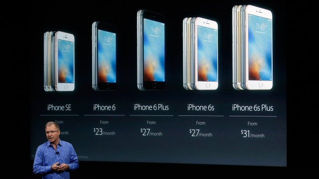 Apple unveils the new 4-inch iPhone SE