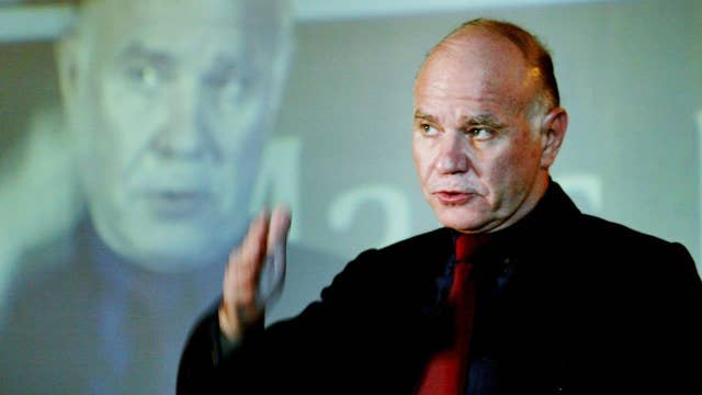 Marc Faber: There is a huge shift in global markets