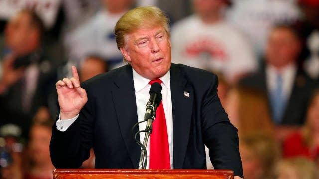 Donald Trump on rivalry with Cruz, GOP establishment