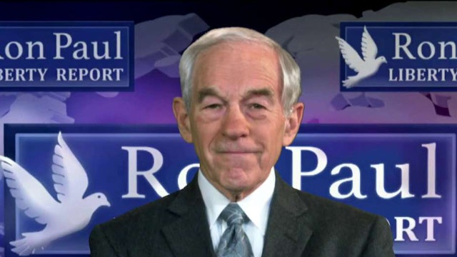 Ron Paul: There are problems in both political parties