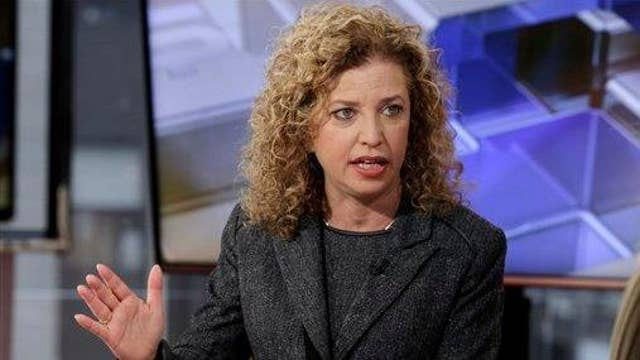 The Right blasts DNC chair