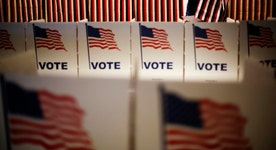 Candidates battle for votes out West
