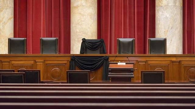Senate Republicans stick to refusing any Supreme Court