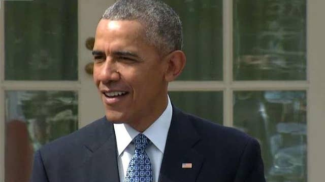 Obama Downplays Americans Moving to Canada