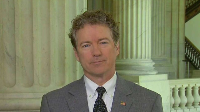 Rand Paul: There is more danger with Pakistan than Iran
