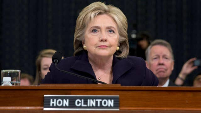 Napolitano: If indicted, Clinton will be forced to drop out