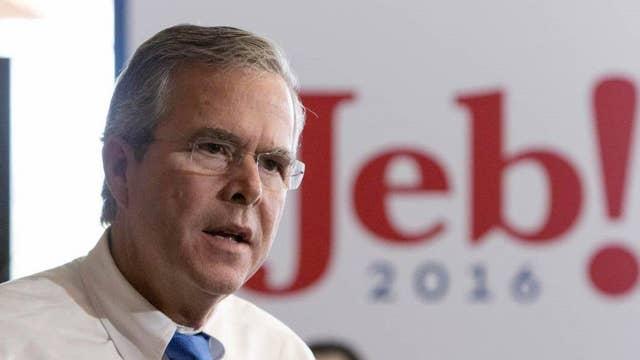 Is Jeb Bush's endorsement political poison?