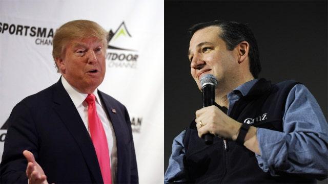 Cruz closes in on Trump in latest Fox News poll
