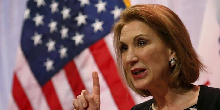 Former Republican presidential candidate Carly Fiorina on the 2016 presidential race.