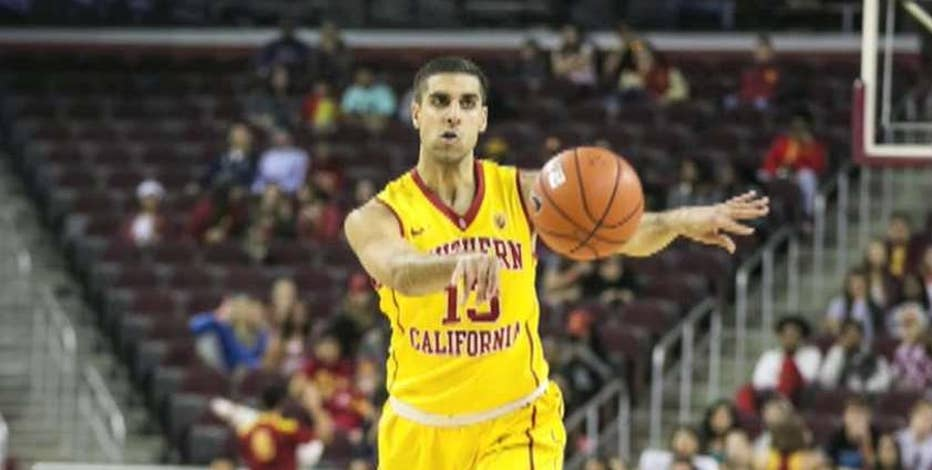 USC basketball player Sam Dhillon on the success of the Quest Investment Firm he started after high school.