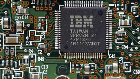 IBM Focused On Cloud Despite Revenue Decline