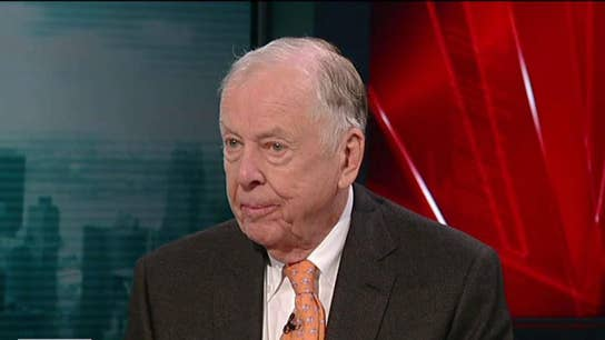 T. Boone Pickens: Trump would be the best candidate for the energy industry