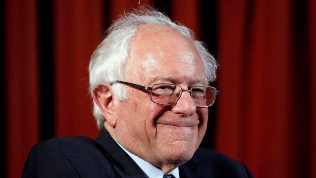 Bernie Sanders attacks capitalism