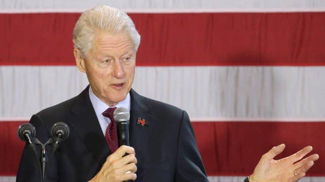 Is Bill Clinton a liability to Hillary?
