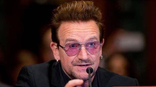 U2's Bono Better at Singing Than ISIS Expert