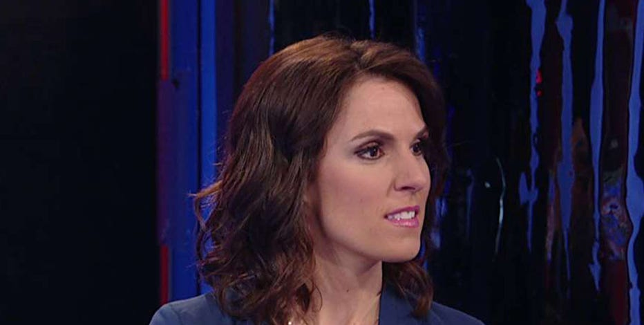 American Wife Author Taya Kyle discusses her views on Donald Trump and her new book on struggle and faith.