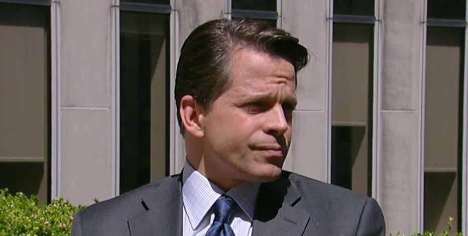 'Wall Street Week' Co-Host Anthony Scaramucci on Donald Trump winning the GOP nomination.