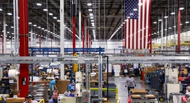 First-quarter GDP disappoints