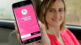 An Uber Alternative for Women Only