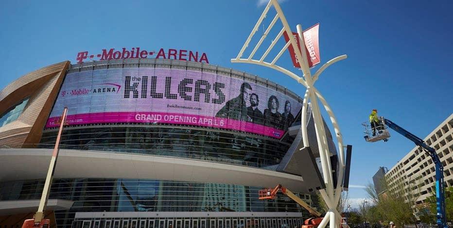 Las Vegas Chamber of Commerce Spokesperson Cara Clarke on the city's new arena.