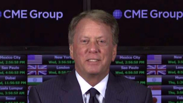 Terry Duffy: A rally in oil will help exploration recover