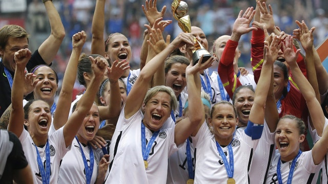 U.S. goalkeeper: It's clear women's soccer brings in the revenue