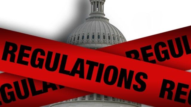 Government regulations casino industry