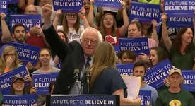 Jane Sanders on the future of her husband's campaign