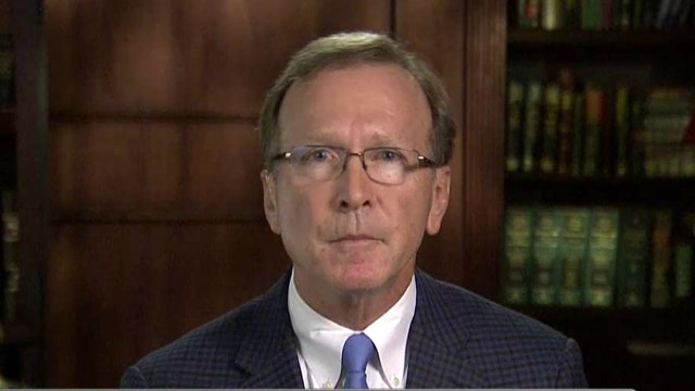Neil Bush: I have a great deal of angst about Donald Trump