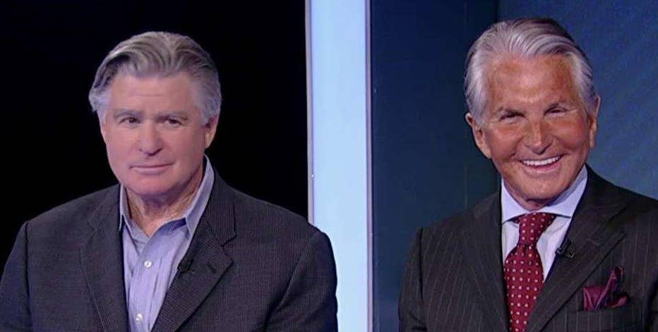 'The Congressman' stars Treat Williams and George Hamilton discuss their new real-life political drama.