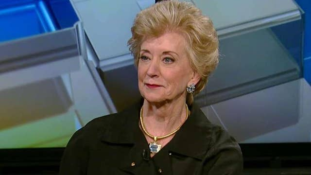Linda McMahon: Politics makes strange bedfellows