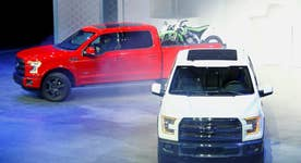 Ford CEO on shift towards auto and mobility company