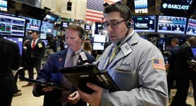 Dow charges higher as stocks and oil diverge
