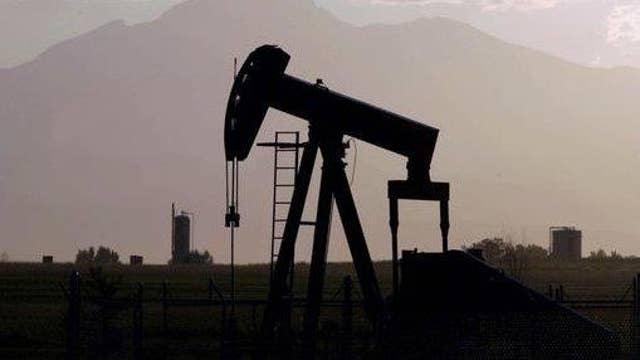 Oil breaks $41 per barrel