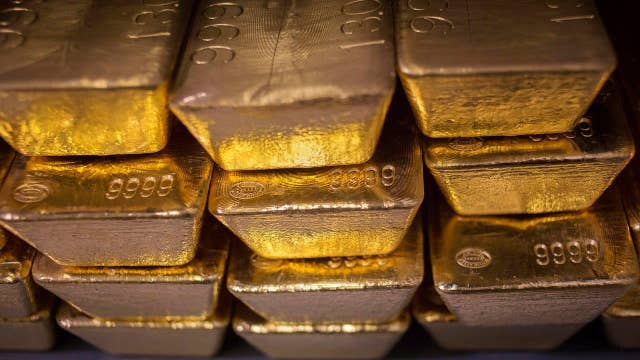 Gold the best way to shield your portfolio from a recession?
