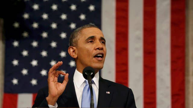 Obama attends Hollywood fundraiser for Senate Democrats