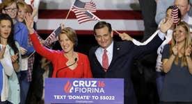 Cruz's Fiorina VP pick: smart move, or act of desperation?