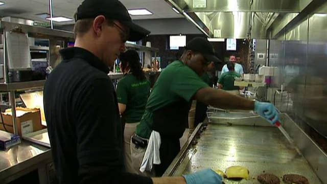 Fast Food CEO: $15 minimum wage hike will hurt California