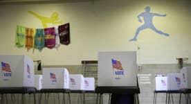 FOX projects Trump wins CT, PA, MD & RI&#x3b; Clinton wins Maryland