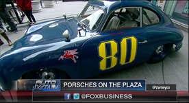 There are big bucks in restoring classic Porsches