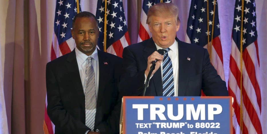 Former Republican presidential candidate Dr. Ben Carson on the New York Times report on Donald Trump and his potential running mate.