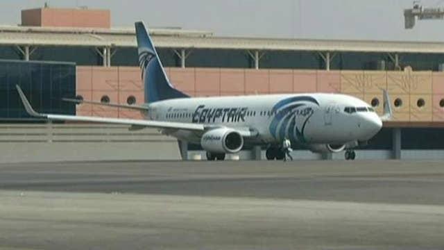 Indications of terrorism in missing EgyptAir flight?