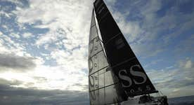 Sailing legend Alex Thomson on competitive racing