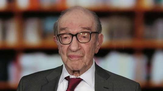 Greenspan: Western World Headed for a State of Disaster