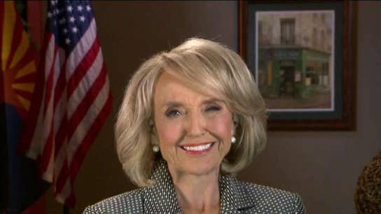 Jan Brewer: There is no pathway for Ted Cruz