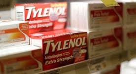 Tylenol's bizarre side effect