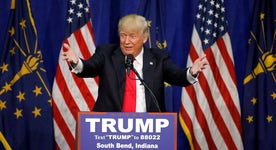 Fmr. Indiana GOP chair: We'll be supportive if Trump wins nomination