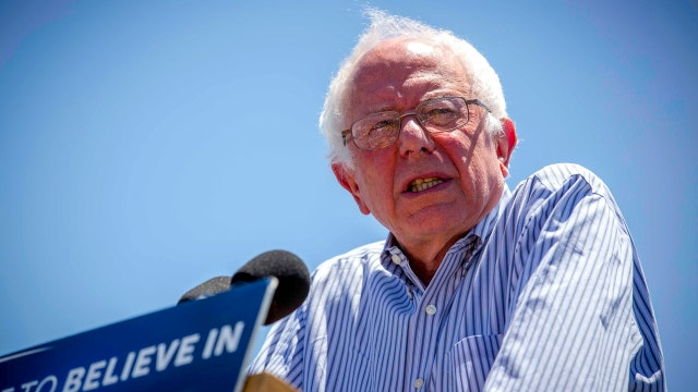 Is Sanders the spoiler for the Democrats in 2016?