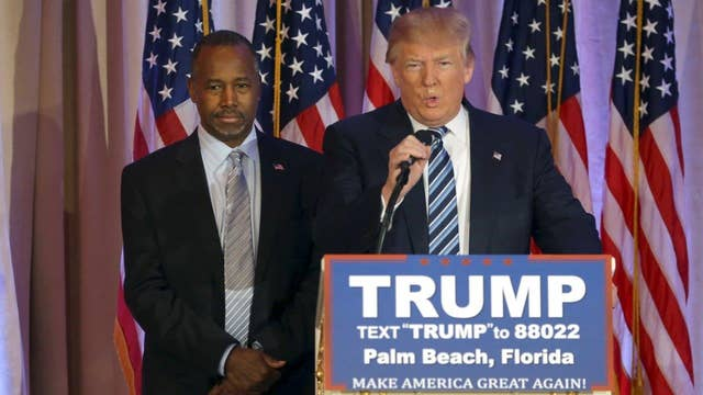 Carson: Disappointing when you see some of our major media is so dishonest