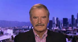 Vicente Fox on why he apologized to Donald Trump
